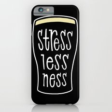 a pint of stout: stresslessness iPhone 6 Slim Case