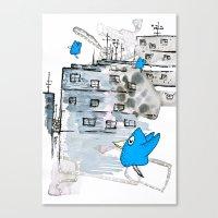 Tschiep Canvas Print