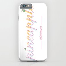 Pineapple Adventures iPhone 6s Slim Case