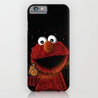Elmo and Little Butterfly iPhone 6 Slim Case