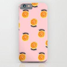 Citrus Lash iPhone 6 Slim Case