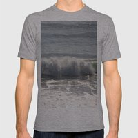Splash Mens Fitted Tee Athletic Grey SMALL