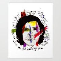 GroupLove Art Print