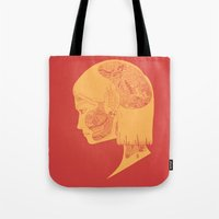 How The Strings Are Pull… Tote Bag