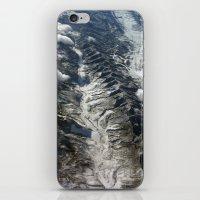 Dip Into The Rocks iPhone & iPod Skin