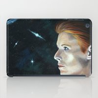 The Man Who Fell iPad Case
