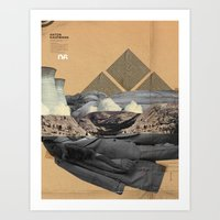 The Future A Time To Rem… Art Print