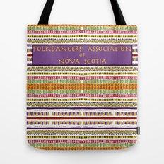 Folkdancers' Association of Nova Scotia Tote Bag