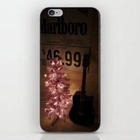 Holidaze iPhone & iPod Skin