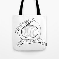 God Save The Ong Tote Bag