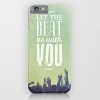 Let the beat iPhone 6 Slim Case
