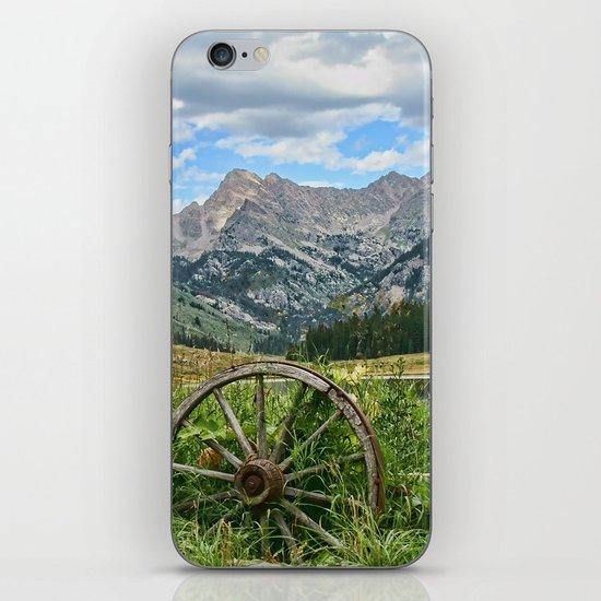 Colorado Rockies Secluded Lake iPhone & iPod Skin