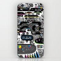 Koalarama iPhone & iPod Skin