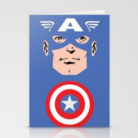 Captain A Stationery Cards