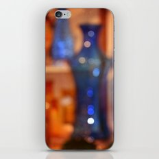 Make Me a Vessel -- Glass and Light Abstract iPhone & iPod Skin