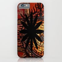 iPhone Cases featuring Ceiling Burst by BeachStudio