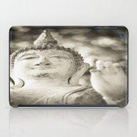 Buddha In Sukhothai iPad Case