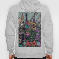 Sid Squish and the Death Collectors Hoody