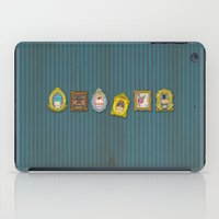 Just Classy Muffins iPad Case