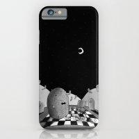 Quinten and the Graveyard iPhone 6 Slim Case