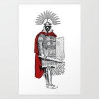 Centurions Art Print