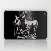 Deer Dad Laptop & iPad Skin