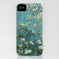 Van Gogh - Blossoming Al… iPhone (4, 4s) Slim Case