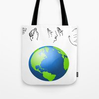 And I think to myself Tote Bag