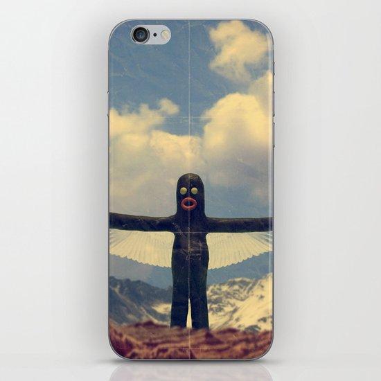 leali iPhone & iPod Skin