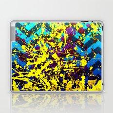 color Spatter set 3 Laptop & iPad Skin