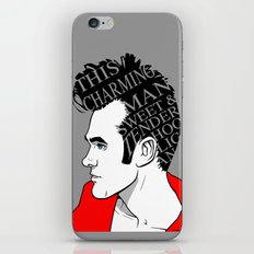 This Charming Moz iPhone & iPod Skin