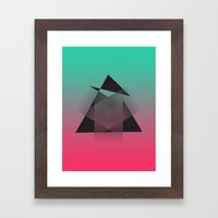 Imperftcion Framed Art Print