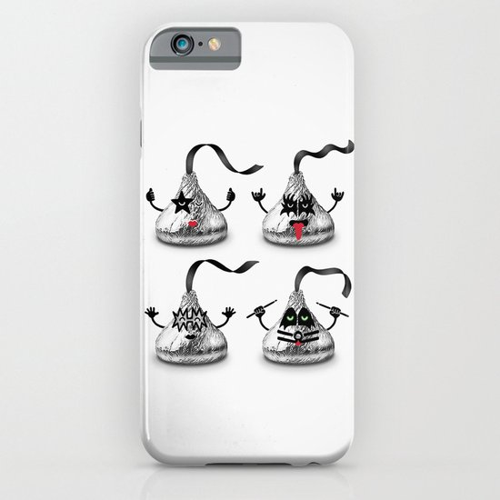 The Kisses iPhone & iPod Case
