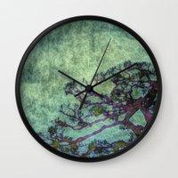 Early Summer Wall Clock