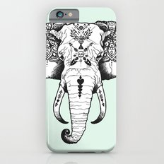 Elephant Tattooed Slim Case iPhone 6s