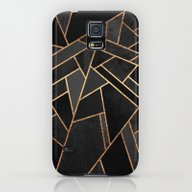 Black Night Galaxy S5 Slim Case