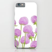 iPhone & iPod Case featuring Allium by 603 Creative Studio