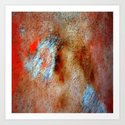 Abstract Vintage x Art Print