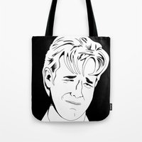 Crying Icon #1 - Dawson … Tote Bag