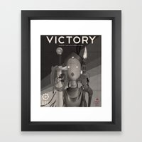 Propaganda Series 9 Framed Art Print