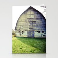 Ramshackle Relic Stationery Cards