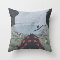 Nausicaa Of The Valley O… Throw Pillow