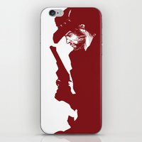 The Red Dead Redemption iPhone & iPod Skin
