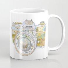Travel Canon Mug
