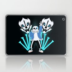 Sans the Skeleton Laptop & iPad Skin