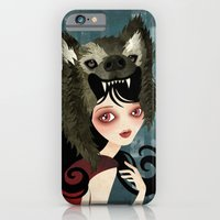 iPhone & iPod Case featuring Red by Sandra Vargas