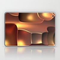 Copper Toned Laptop & iPad Skin