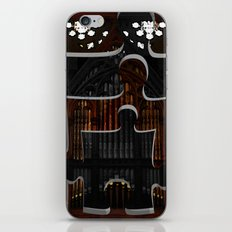 Distracting a Ghost: 1st Rendition  iPhone & iPod Skin