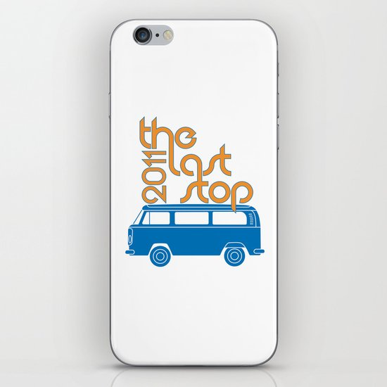 The Last Stop 2011 iPhone & iPod Skin
