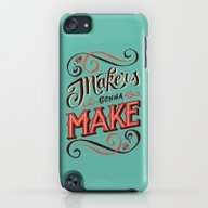 Makers Gonna Make iPod touch Slim Case